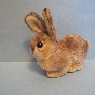 "Vintage 5 1/2"" Steiff Mohair Rabbit"