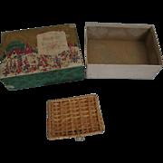 Vintage Dolly Tea Set Original Box