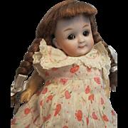 "Antique Gebruder Heubach 7 1/2"" Googly Doll"