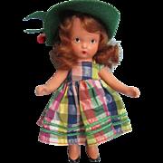 Vintage Nancy Ann Storybook Doll Little Joan