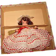 Nancy Ann Storybook Doll Saturday's Child