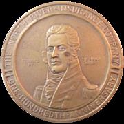 An American Bronze Medal