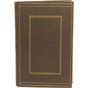 """The 1897 Centennial Edition of A. Hepplewhite's """"The Cabinet-Maker and Upholsterer's Guide"""""""