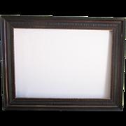 A Vintage Old Master Picture Frame