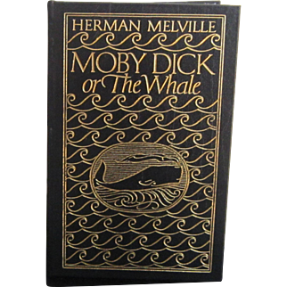 Herman Melville, Moby Dick, Illustrated by Boardman Robinson