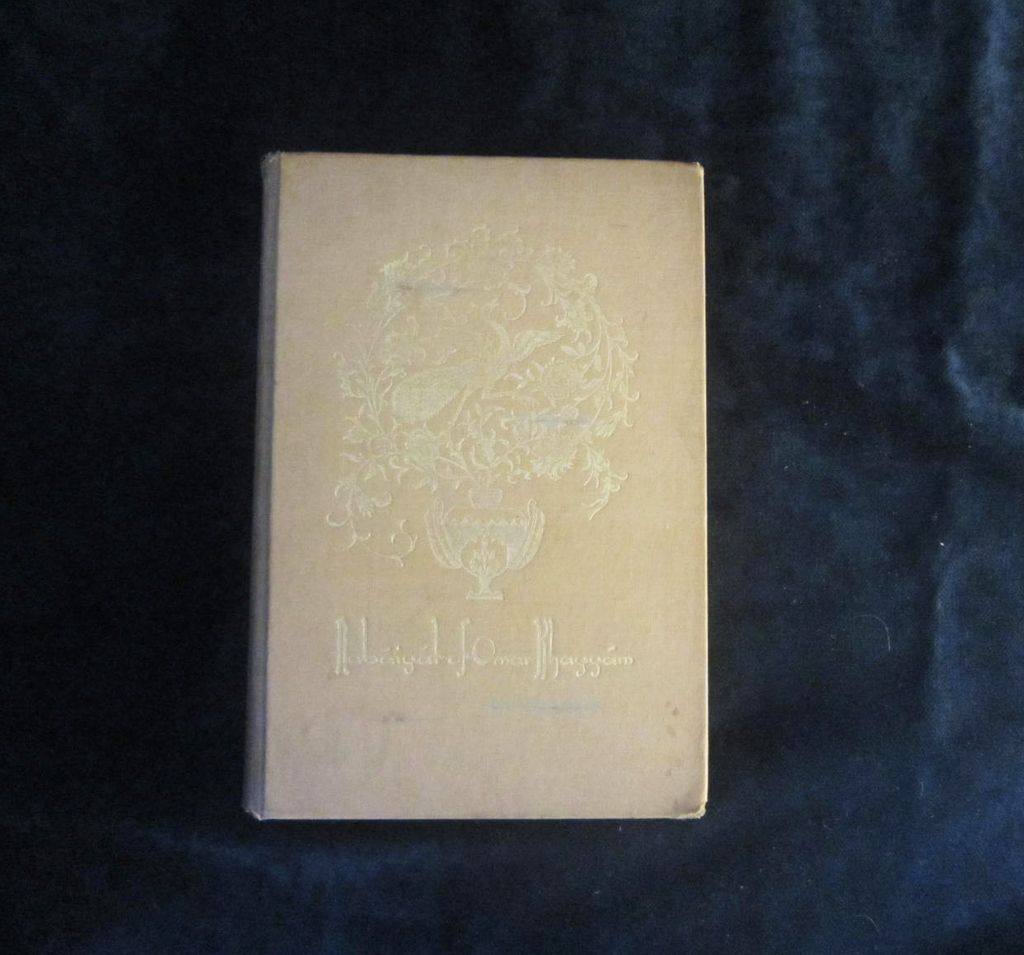 A Willy Pogany Illustrated Edition of the Rubaiyat of Omar Khayyam