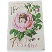 Hoyt's German Cologne Postcard