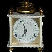 Linden Black Forest Small Case Alarm Clock - Red Tag Sale Item