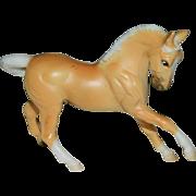 """1999 Breyer Stablemate """"Warmblood""""  Horse Figurine Toy"""