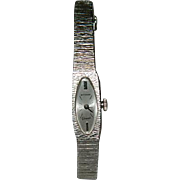 Wittnauer Ladies 10K RG Mechanical Bracelet Watch