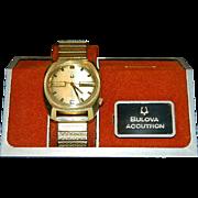 Bulova Accutron Men's Day Date Watch in Original Box