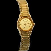 Pristine Seiko Ladies Quartz Watch ~ Perfect Time!