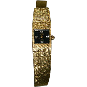 Benrus Citation Ladies Diamond Watch ~ Keeps perfect Time