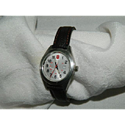 Vintage Swiss Army Victorinox Watch ~ Unisex ~ Runs Perfectly W Date Function