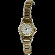 10K G.Filled WittNauer Ladies Watch Swiss Made