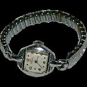 Perfect Waltham 17 Jewel Ladies Swiss Watch