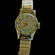 Diamond Tuck Face Westclox Ladies Wrist Watch