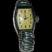 Wonderful The Gralett Watch by Ingraham Art Deco Watch
