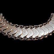 50% OFF  Vintage Bethlehem Tourist Souvenir Faux Coin Bracelet