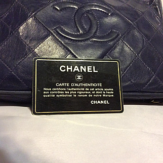 Chanel Lambskin Quilted Shoulder Handbag