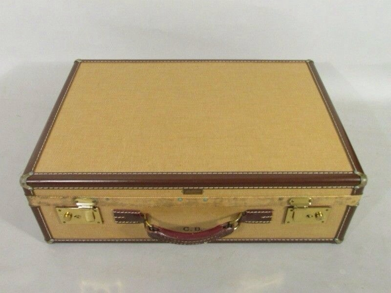 Vintage Hartmann Leather Luggage | Luggage And Suitcases