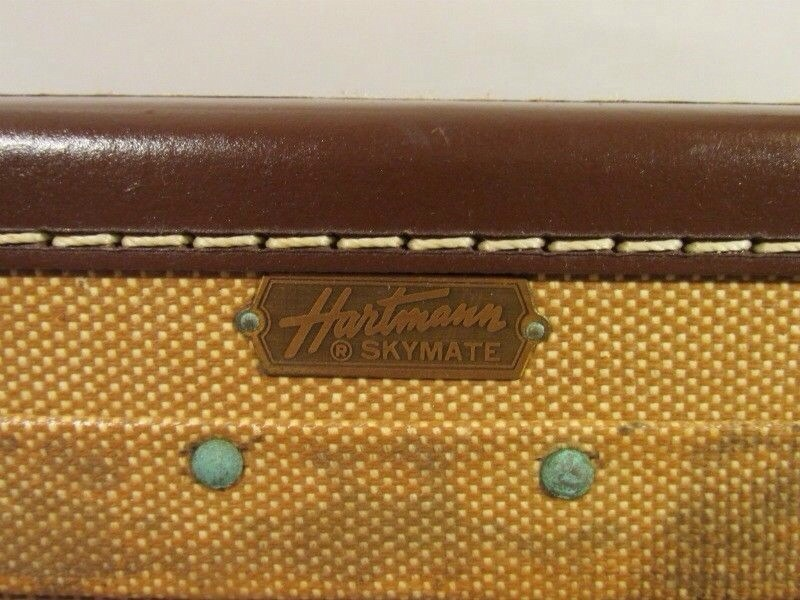 Vintage Hartmann Suitcase | Luggage And Suitcases