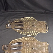19th Century Kusari Kote Japanese Maille Arm Armour