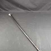 Silver Capped Cane