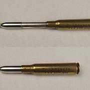 Boer War Trench Art Retractable Pencil