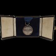 1807 Gallant Action Medal Award Captain James R. Dacres Esq. HMS Bacchante
