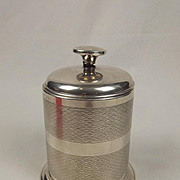 Birmingham 1952 Silver Cigarette Holder