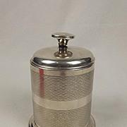 Birmingham 1952 Silver Cigarette Holder