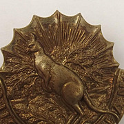 4th County Of London (King's Colonials) Imperial Yeomanry Cap Badge