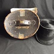 Buffalo Bill Wild West Show Top Hat Owned By William Jones Rorkes Drift VC