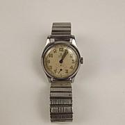Rolex Stainless Steel Canadian Pilots Wristwatch