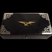 WW1 Era Royal Flying Corps Memorabilia Box
