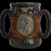 Royal Doulton Lord Nelson 1905 Trafalgar Centenary Loving Cup