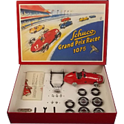 Schuco Grand Prix Racer 1075 - Reproduction Clockwork Racer Construction Set