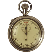 Pringle 1/5th Mark II Military Stopwatch 1940
