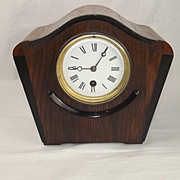 Early 20th Century Mantle Clock