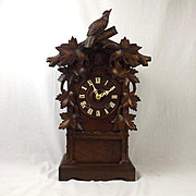 Late 19th/Early 20th Century Cuckoo Clock