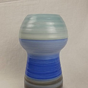 Shelley Harmony Ware Pottery Vase c1932-1940