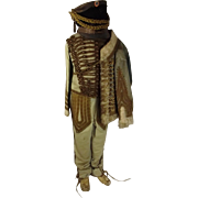 Circa 1800 Childs Hussars Uniform