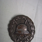 WW1 German Black Wound Badge