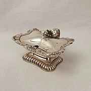 George III Silver Mustard Pot - 1811 Samuel Hennel