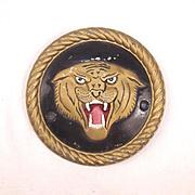 HMS Tiger (C20), Aluminium Ships Crest