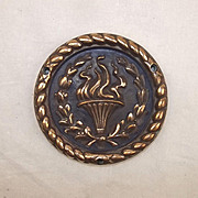 WW1 - WW2 HMS Renown, Bronze Ships Crest – Boat Badge