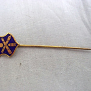 WWII German Divisional Pin