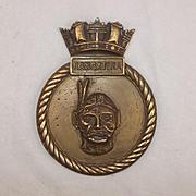 ~ Rangatira, Bronze Ships Crest Unmounted ~