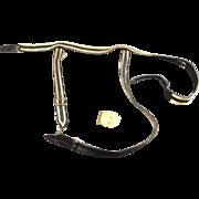 Pre 1953 British Royal Navy Sword Belt